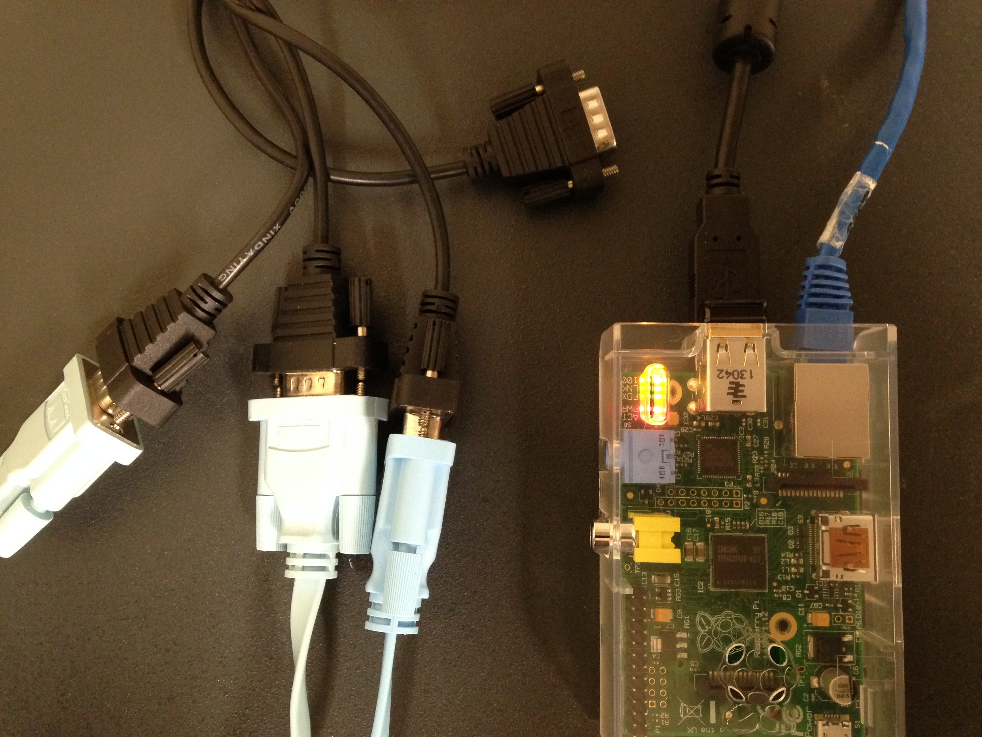 Configuring Your Raspberry Pi As A Console Server - Packet6