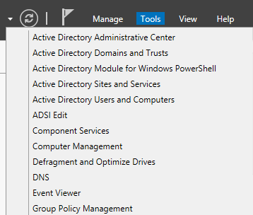 Server 2012 Active Directory Domain Services