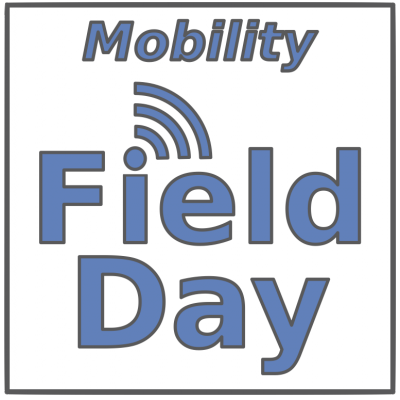 Logo for Mobility Field Day.
